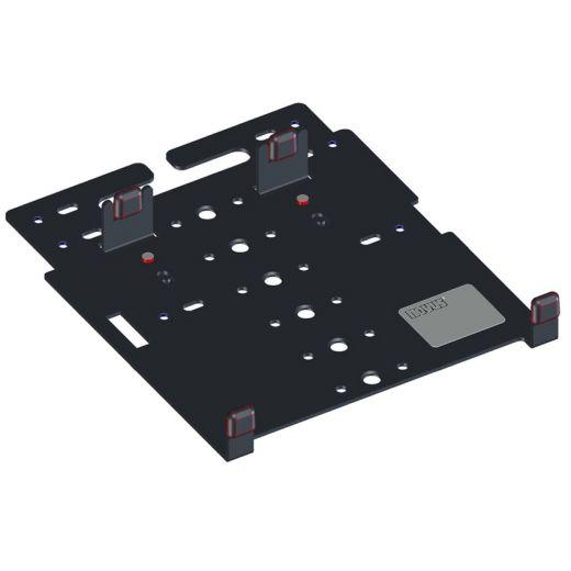 Halterung Bondrucker Printer I - Novus RetailSystem Connect Plate