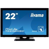 Touchmonitor Iiyama ProLite T2236MSC-B2